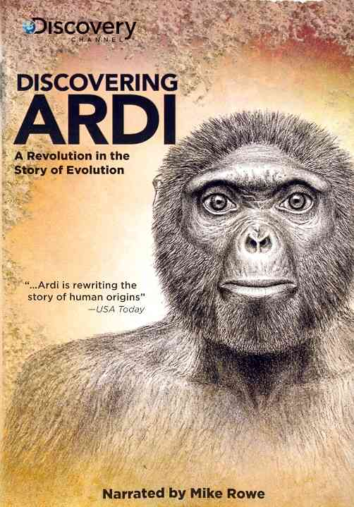 DISCOVERING ARDI BY ROWE,MIKE (DVD)