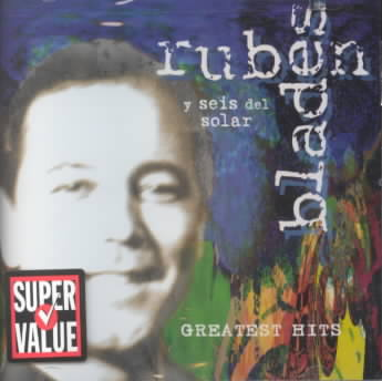 GREATEST HITS BY BLADES,RUBEN (CD)