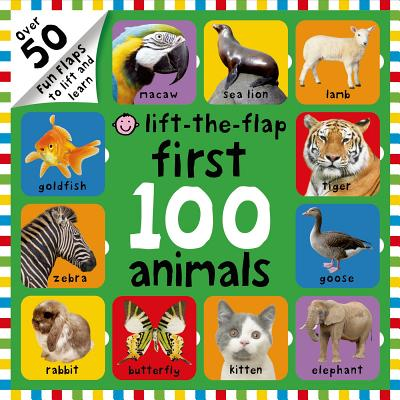 Animals Lift-the-Flap By Priddy, Roger
